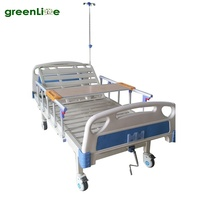 HB-M-G023 Semi-fowler Hospital Bed Manual Hospital Bed