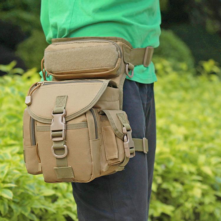 AJOTEQPT Customized Good Quality Shoulder Bag OEM Design Oxford Camouflage Shoulder Bag