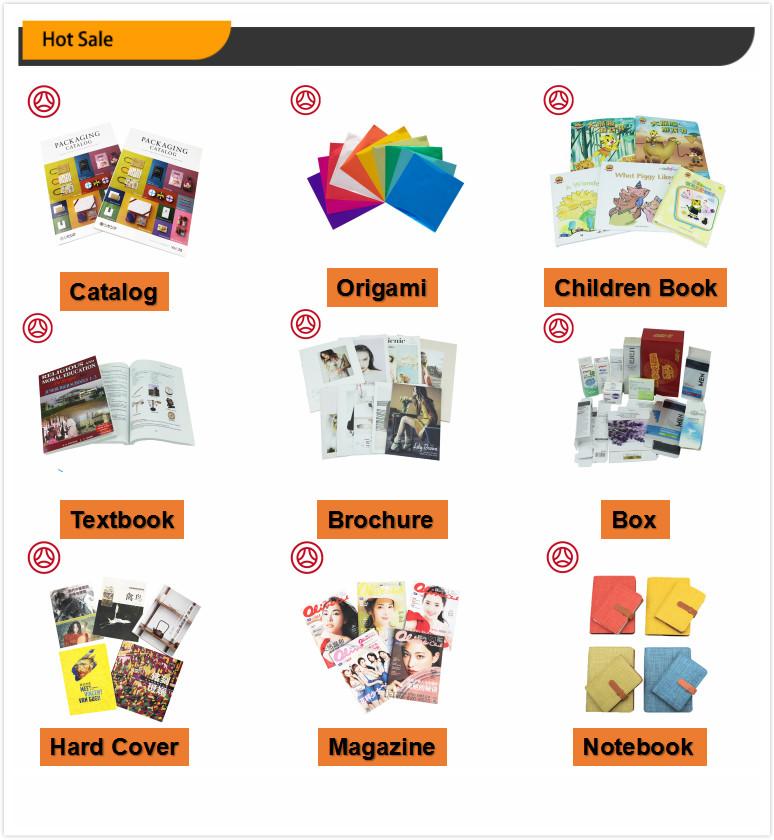 Высокое качество фантазии цветной печати журнал, Mothly журналы, мода журнал печати