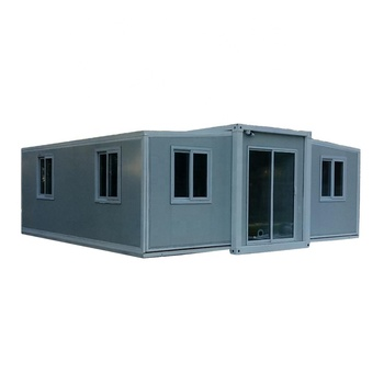 2 Bedroom container family expandable container home for sale
