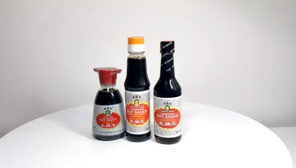 Cinese Non-ogm Soia Luce Superiore di Salsa Di Soia Concentrato