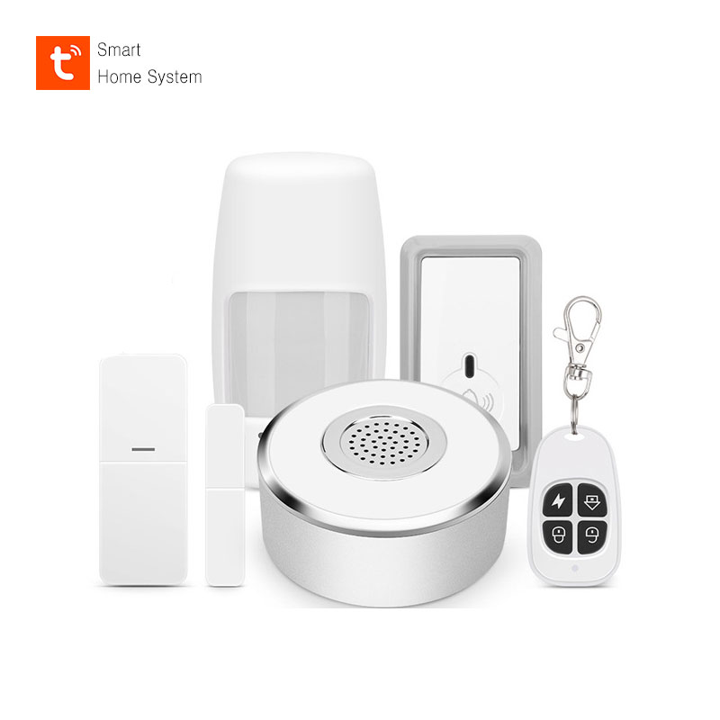 Hot sell Security alarm system smart home with wifi and <strong>GSM</strong>