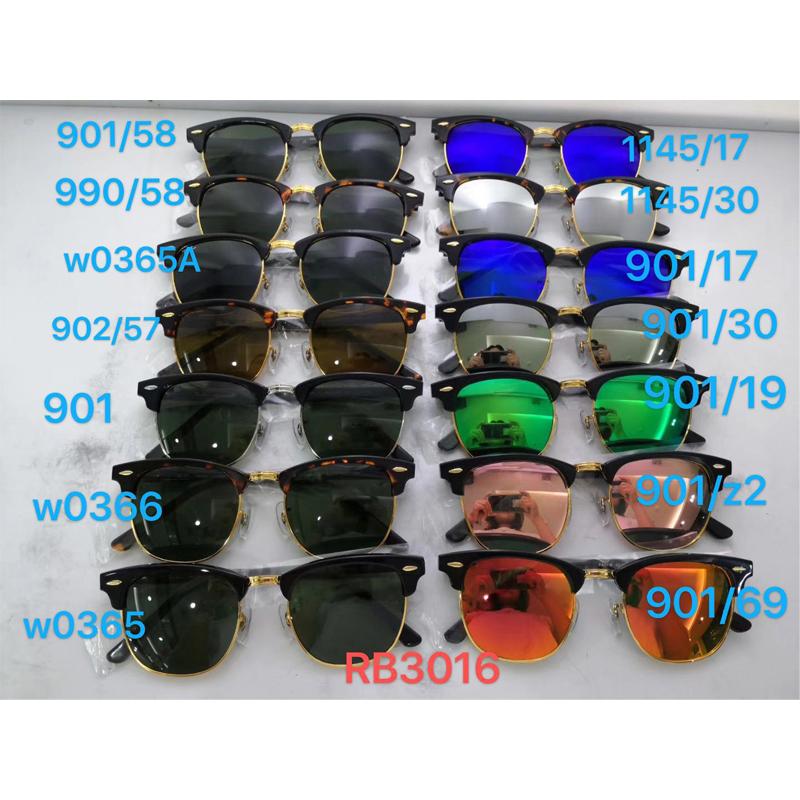 Ceinture Route RB3016 ray marque lunettes de soleil hommes lunettes de soleil 2020 lunettes de soleil