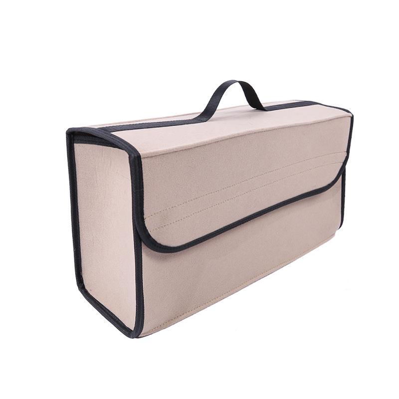 Портативный автомобильный ящик для хранения многофункциональный автомобильный ящик для инструментов складной ящик для инструментов сумк...(Китай)