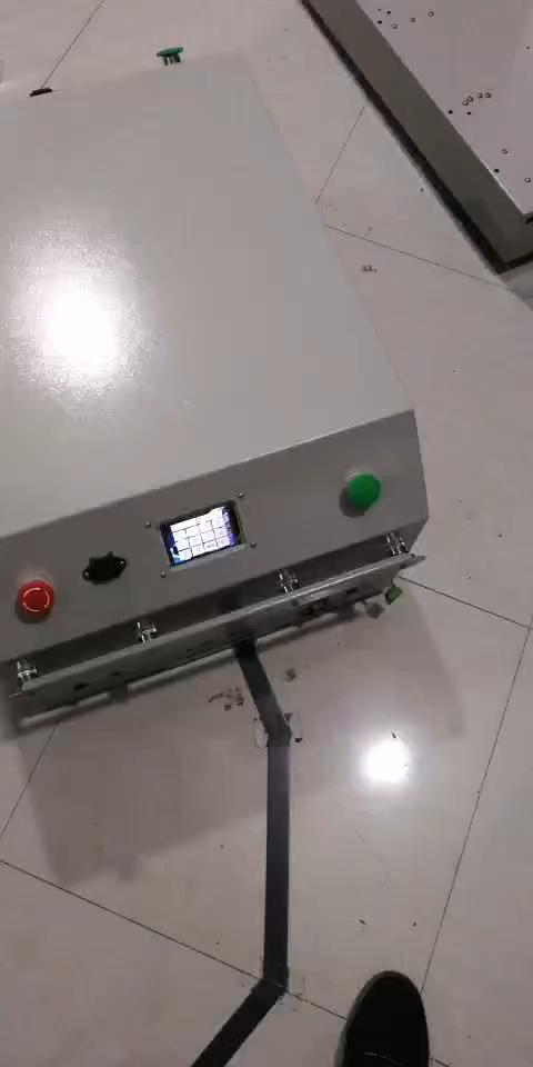 GIST  hot sell new  material handling equipment AGV robot small transport  car 100KG