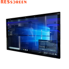 Resscreen wall mounted Touch Screen LCD interactive 32 inch lcd screen