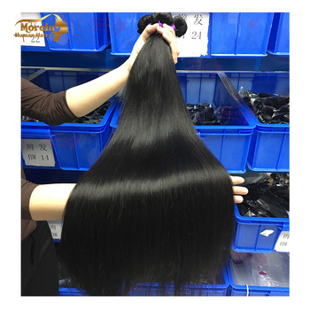 cutical aligned vendors 32 34 36 38 40 Inch Raw Indian Straight Weave, Peruvian 100% Human Extensions, Bundles Long Natural Hair