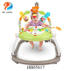 New Multi Function High Quality Musical Jumping Chair Skip Bodybuilding Plastic Jump Baby Walker With Music and toys