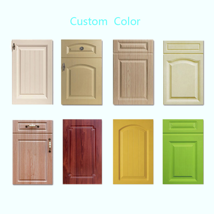 Factory Direct Poplar Solid Wood Ready To Assemble Kitchen Cabinet Mall Kitchen Cupboard