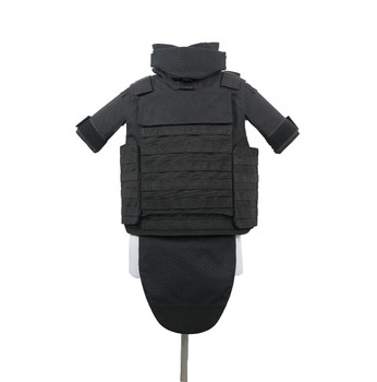 police quick release bulletproof full protection body armor