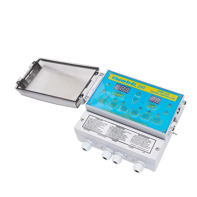 Piques D'ORP PH Contrôleur Numérique Automatique D'entretien Spa Piscine Contrôleur