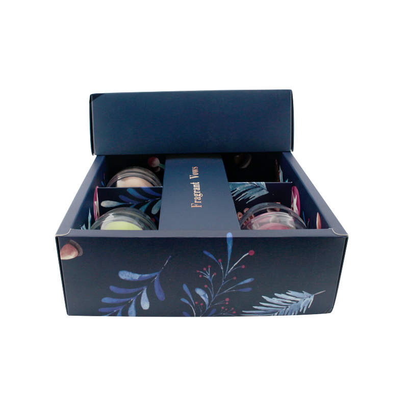 Eco-friendly soap packaging box with luxury design