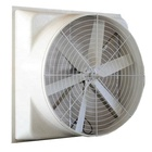 Multiple certification 220 Volt FRP variable speed control ventilation exhaust fan