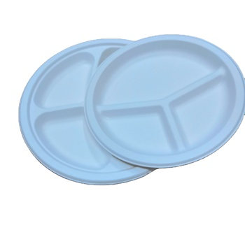 Eco Friendly Biodegradable One Time Use Microwave Safe Bagasse Sugarcane Disposable Plates View Disposable Sugarcane Bagasse Paper Plates Qingya Product Details From Chengdu Qingya Paper Industries Co Ltd On Alibaba Com