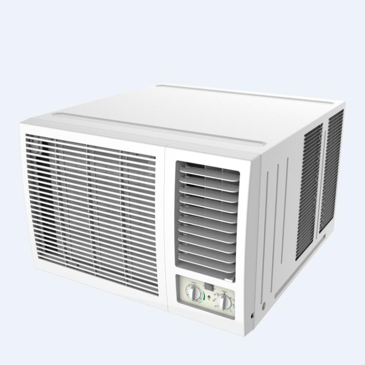 Custom hot sale 220V~240V 50Hz/60Hz Mechanical Window Mounted Type AC Air Conditioner