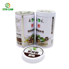 180ml-250ml Slim and Tall Tinplate Beverage Can with CMYK & PMS Printing for Coconut Juice
