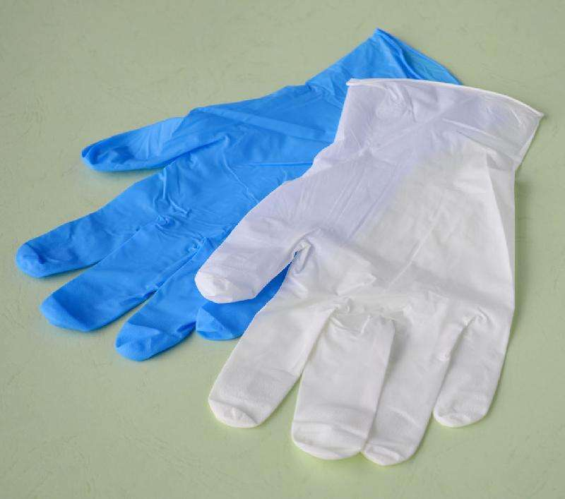 Free shipping hand glove medical sterile disposable safety medical surgical non toxic gloves