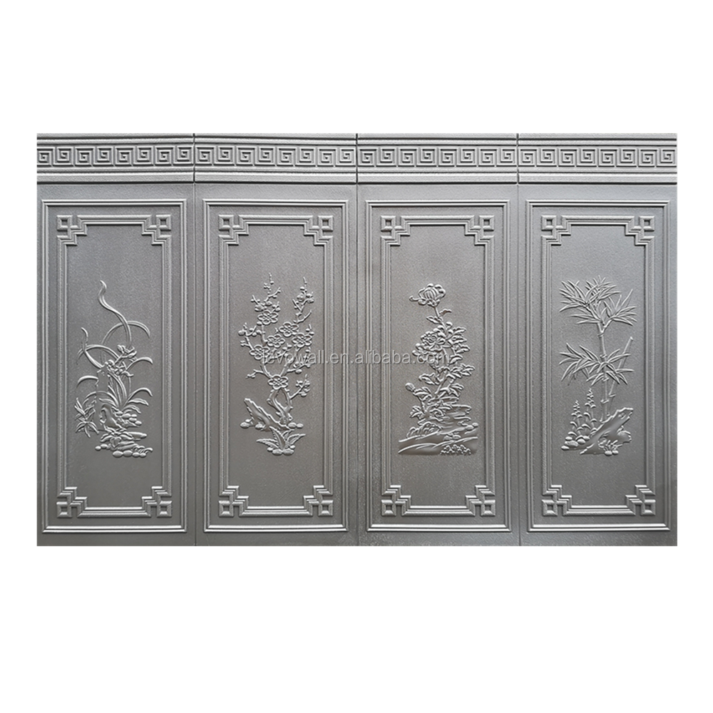 Different Kinds Of Wall Polystyrene Skirting Board panel
