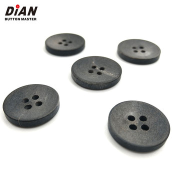 Retailer custom buttons   coat buttons for sale large horn buttons design button  for clothes