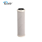 Darlly CTO NSF activated carbon block water filter cartridge 5 micron water cartrige filter