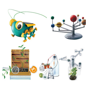 Art Gift Educational Stem DIY Experiment Science Toys For Kids