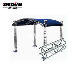 Outdoor Aluminum Truss Display 1m Stage