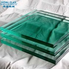 Full Tempered Triple Glazed Glass Panel Glass Used For Curtain Wall And Glass Balustrade
