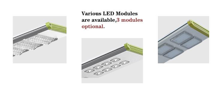 Anern Ngoài Trời LED Ánh Sáng Đường Phố 100 W Cực Thông Số Kỹ Thuật