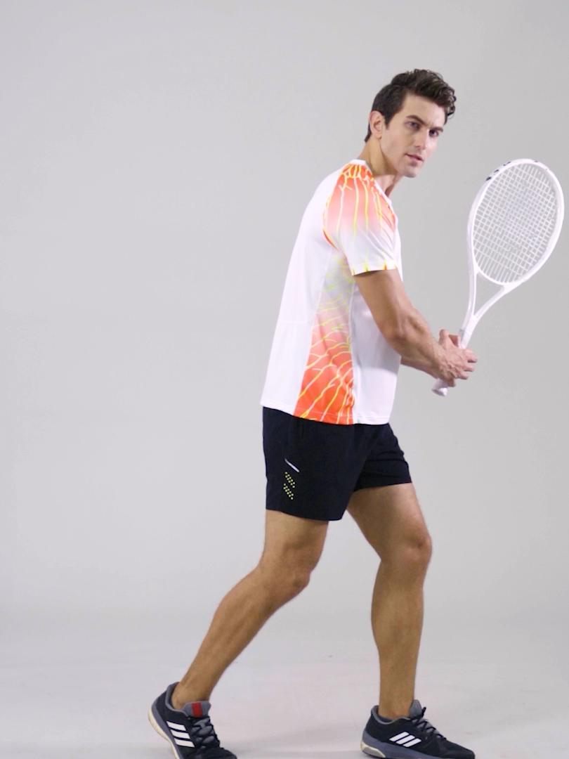2020 테니스 셔츠 폴리 에스터 운동복 나만의 로고 여성 테니스 저지