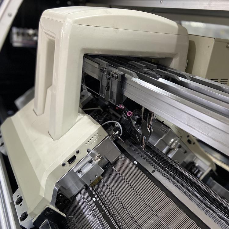 12gg ממוחשבת סוודר סריגה מכונת מחיר