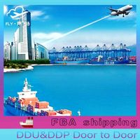 Amazon FBA freight forwarding best sea freight shipping price logistics agent DDP DDU service from china to USA