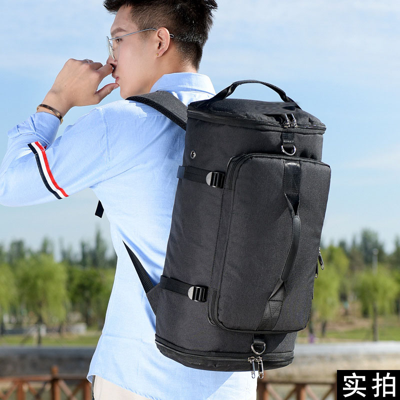 Leisure sport style business travel bag backpack