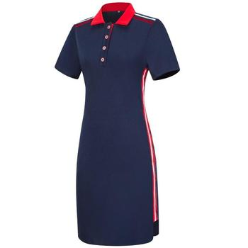 Womens plus size polo dresses spring summer clothing for women