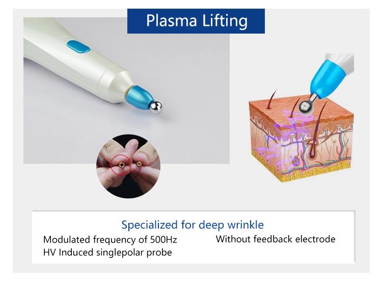 2020 Korea Technology Medical Plasma Lift Pen for Skin Rejuvenation