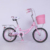 China OEM cheap street lightweight city bike bicycle with basket for sale