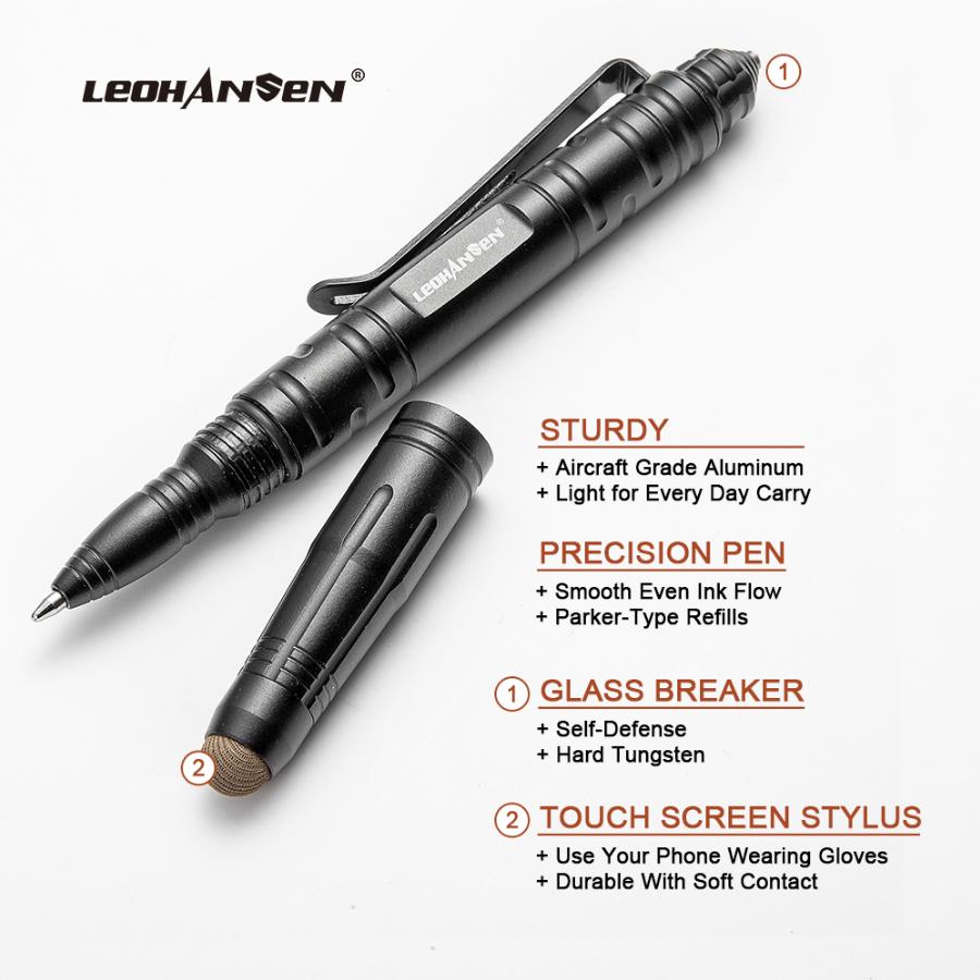 Многофункциональный брелок, вольфрамная сталь, разбития стекла самообороны УЗИ тактическая ручка
