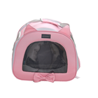 Outdoor portable bag translucent cat kennel pet travel house