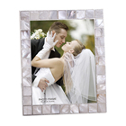 Natural Handmade Polished Mother of Pearl Photo Frame