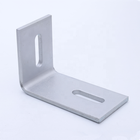 Ningbo factory metal bracket customized stainless steel carbon steel angle support brackets
