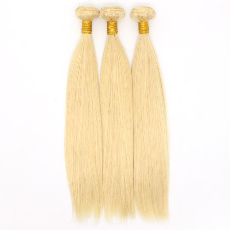 Brazilian Straight Virgin Hair Cheap Human Blond Hair Silky Hair Weave фото