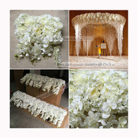 China manufacturer artificial orchid wedding reception flower for sale