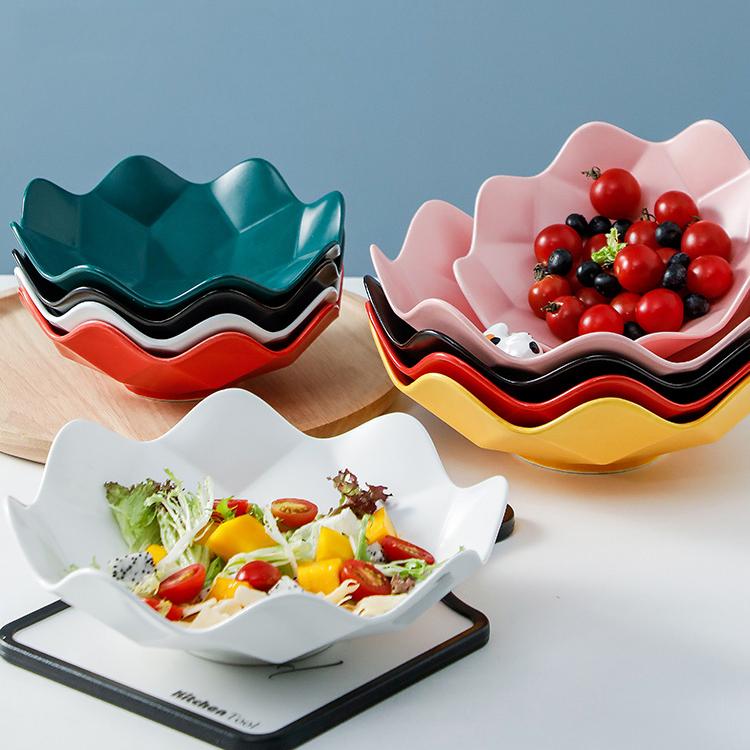 Уникальный дизайн дешевые изготовленный на заказ логотип керамические закуски закуска сервировочной посуды