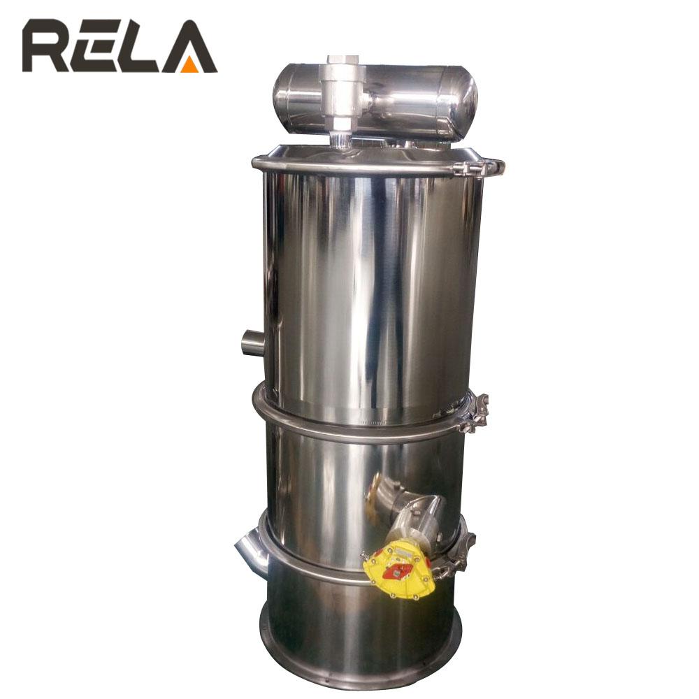 Industrial pneumatic vacuum grain conveyor/ vacuum feeding machine
