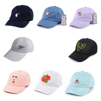 Fashion dad hats custom embroidery, customized logo dad hat with adjustable strap