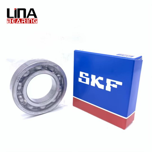 Deep Groove Ball Bearing 6217 ฿ 2rs zz c3 fag แบริ่ง SKF