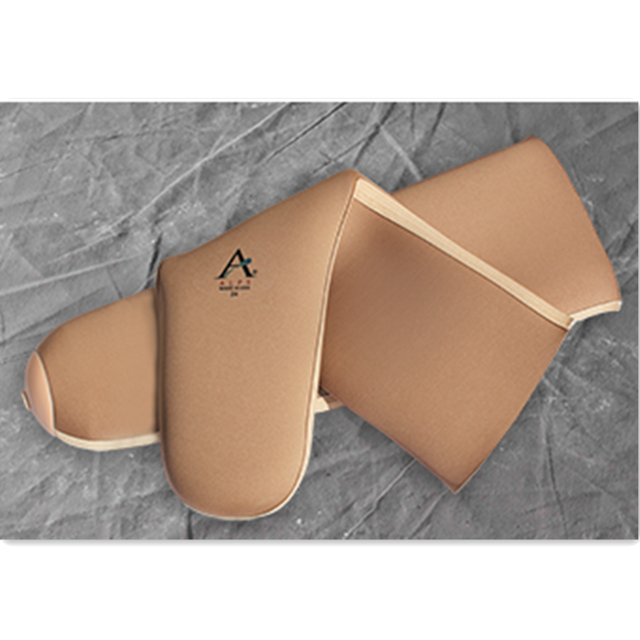 Prosthetic leg liners locking silicon liner with grip gel
