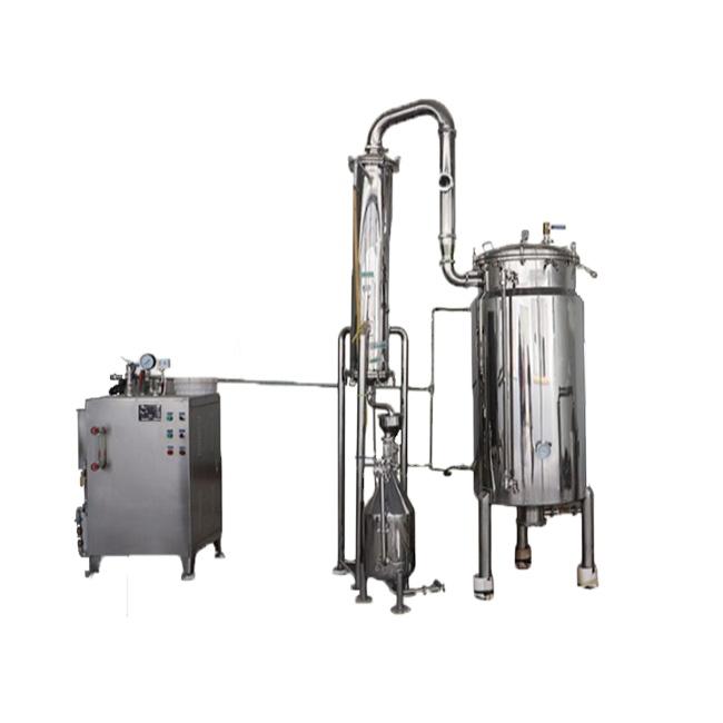Home lavender essential oil distill equipment, distillation equipment for essential oil, rose oil extraction machine