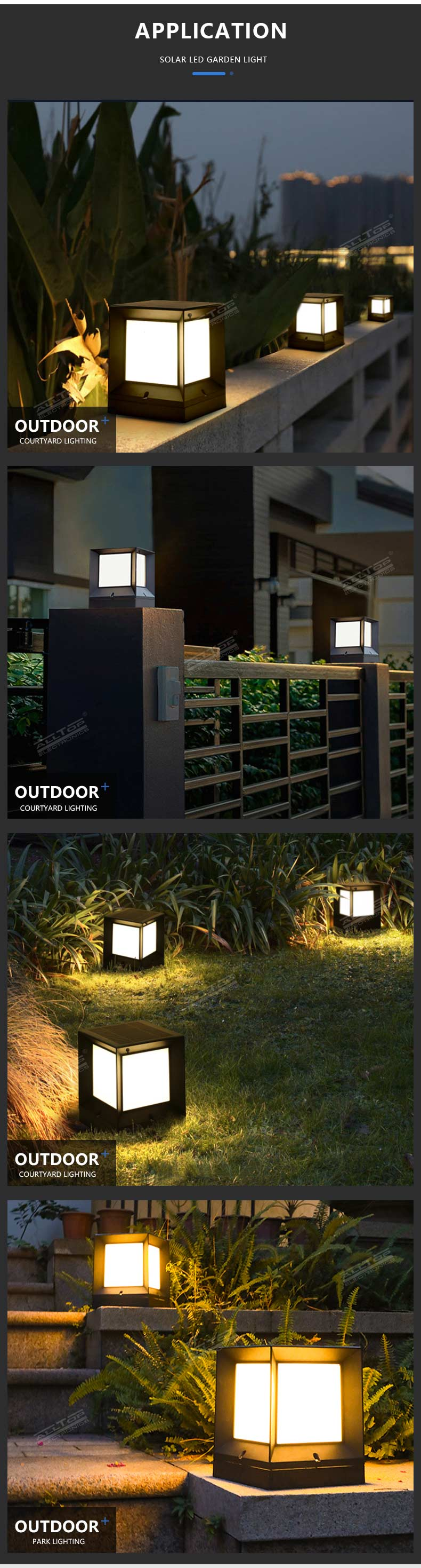 ALLTOP high end solar landscape lights-15
