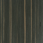 Good Quality Slice Cut Wood Veneer Ebony 232# Kaiyuan design