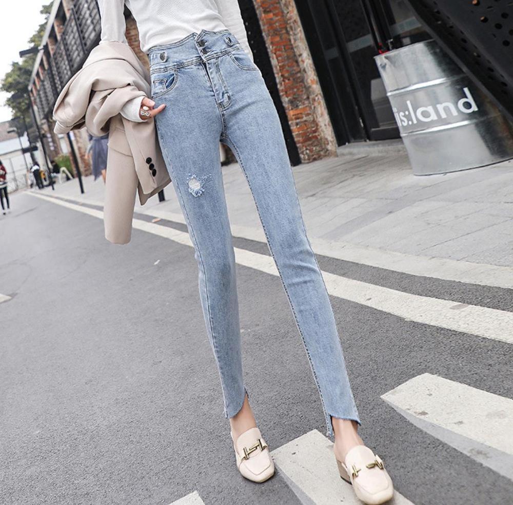какие джинсы худят ноги фото